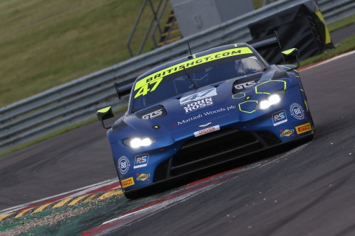 View article: Davidson/Adam and Maxwell/Priaulx convert poles into victories at Donington Park