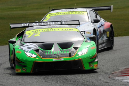 View article: Balon/Keen and Williams/Fielding prevail in action-packed Snetterton opener