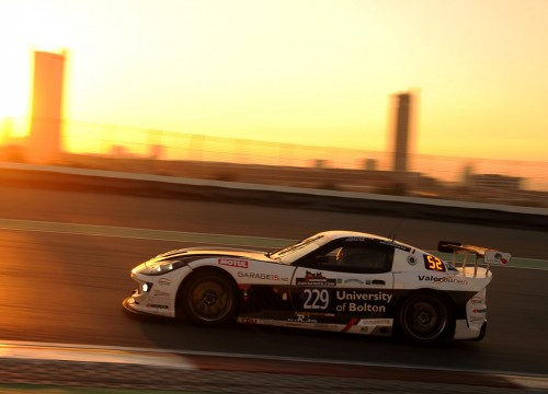 View article: Century's British GT line-up celebrates Dubai 24 Hours class victory