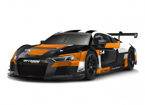 View article: Moore and Ratcliffe to race Optimum Motorsport Audi R8 LMS GT3