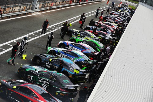 View article: Further British GT rounds postponed following official Motorsport UK announcement