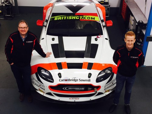 View article: Dryburgh and Wylie team-up at new-look Motorbase Performance