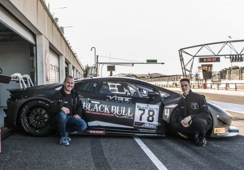 View article: BTCC ace Collard joins British GT record holder Mitchell at Barwell