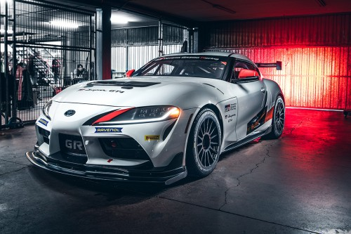 View article: New Toyota Supra set for British GT with former champions Speedworks