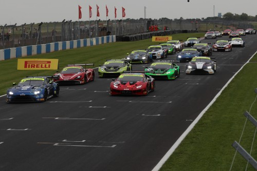 View article: British GT reveals capacity 35-car full-season entry at Media Day