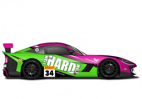 View article: Team HARD commits to British GT4