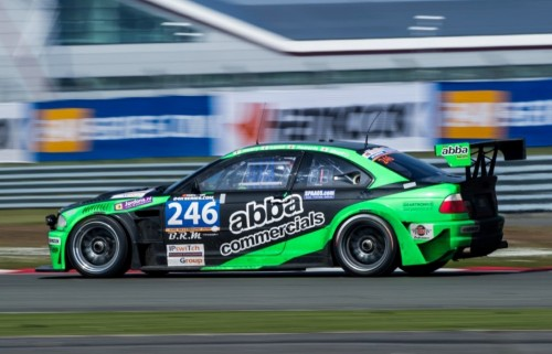 View article: Team Abba with Rollcentre Racing leads British GT success at Silverstone 24 Hours