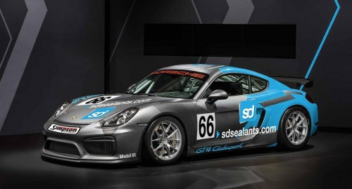 View article: Simpson Motorsport returns with Porsche GT4 for Jones and Malvern