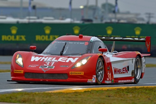 View article: Reigning champ Adam eyeing Daytona 24 Hours victory