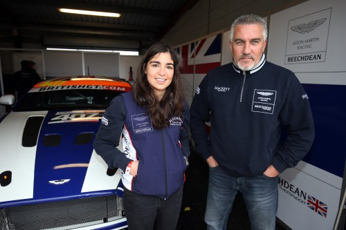 View article: Beechdean AMR confirm reigning GT4 champ Chadwick alongside Hollywood