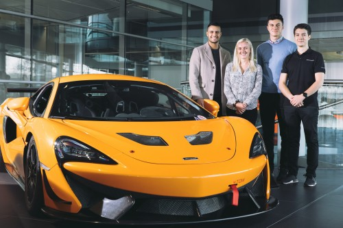 View article: McLaren DDP members join Tolman for 2020 GT4 programme