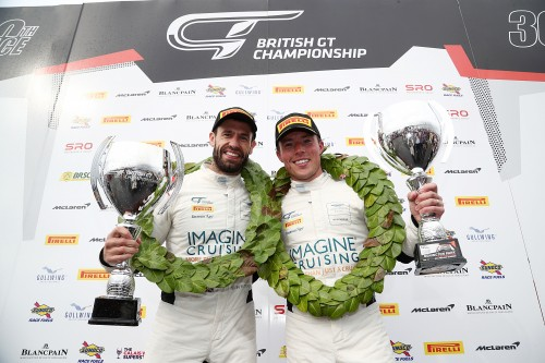 View article: Fletcher and Plowman step up to British GT3 with JRM and Bentley