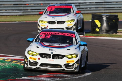 View article: Former GT4 champions Century confirm BMW entries