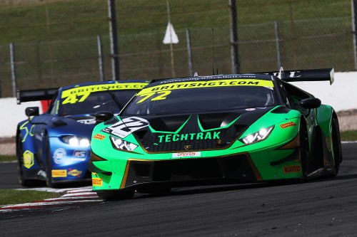 View article: FP2: Championship leaders Keen and Hand in charge at Donington