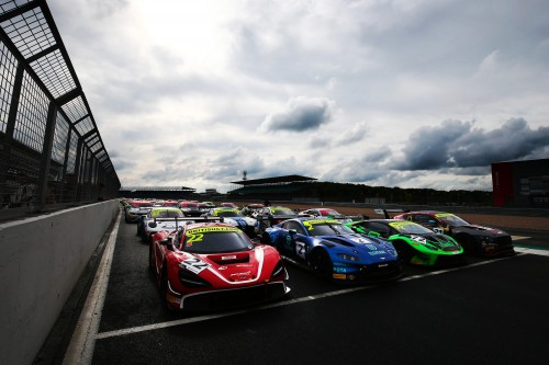 View article: 2020's full-season British GT entry already nearing capacity