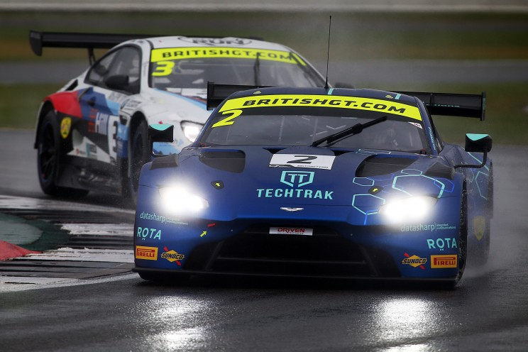 View article: FP1: Thiim and Macdonald top wet opening session at Silverstone