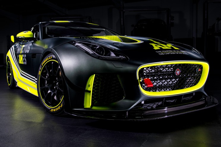 View article: Jaguar makes British GT return with Invictus Games Racing