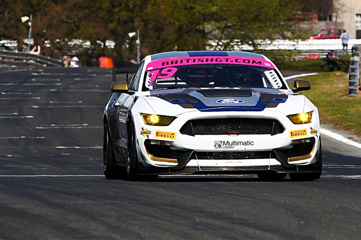 View article: MacKinnon and Devlin team-up in Multimatic's #19 Mustang