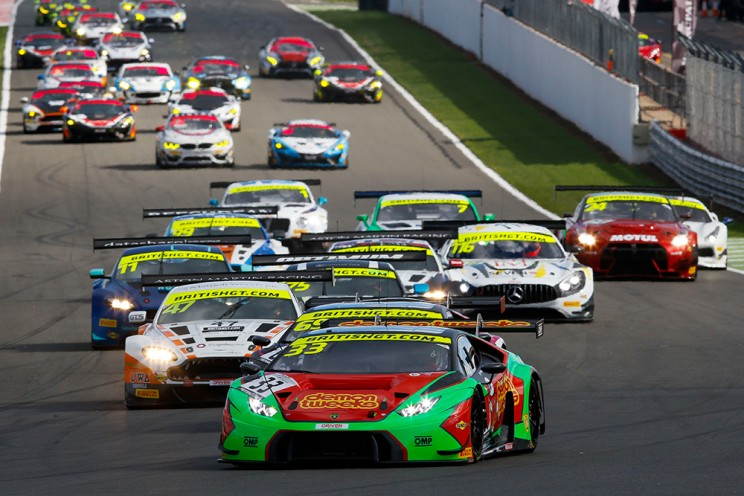 View article: British GT reveals record-breaking 38-car full-season entry list
