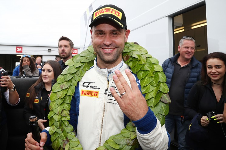 View article: Q&A with British GT champion Jonny Adam