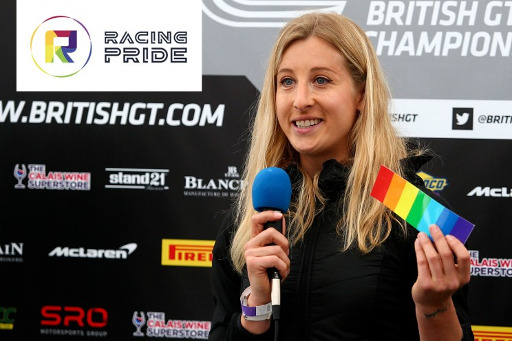 View article: Team Parker and Charlie Martin to spearhead Racing Pride's new LGBTQ+ initiative at Silverstone
