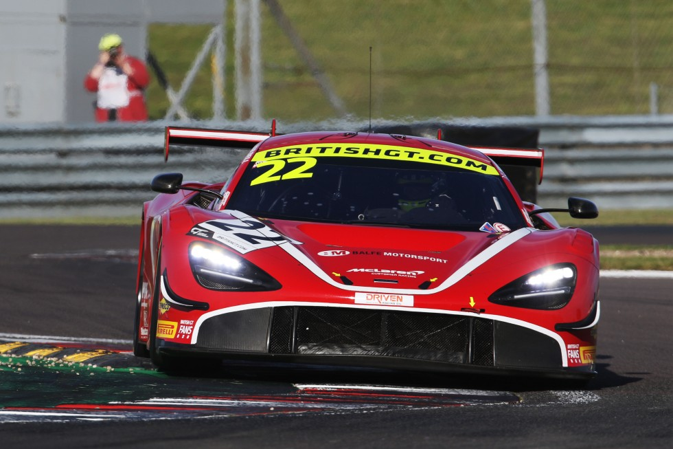 View article:  Balfe and Bell return with McLaren for GT3 title tilt