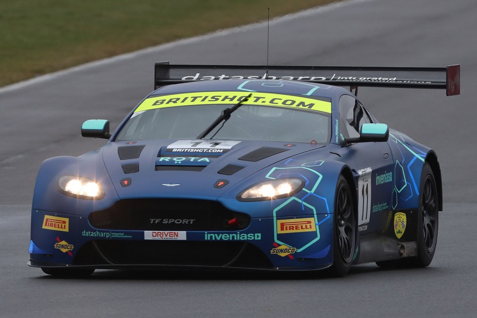 Aston Martin Vantage GT Official Site Of British GT Championship - Aston martin gt