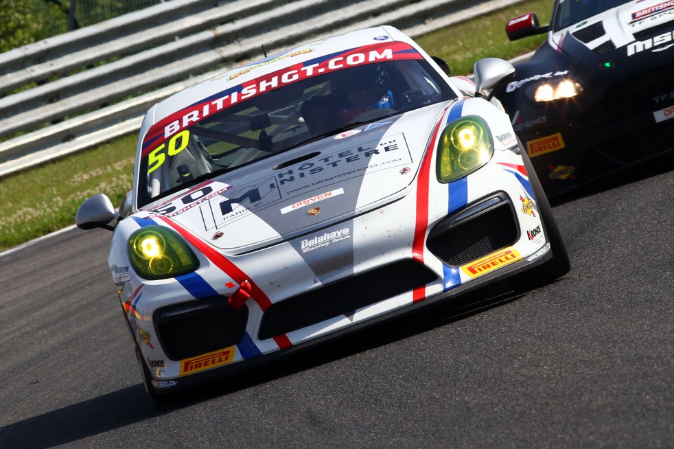 Teams Official Site Of British Gt Championship